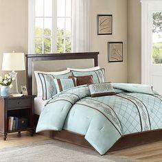 Madison Park Sandra 7-pc. Comforter Set