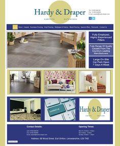 www.hardy-draper.com Karndean Flooring, Vinyl Flooring, Retail Websites, Car Parking, Country, Wallpaper, Building, Interior, Inspiration