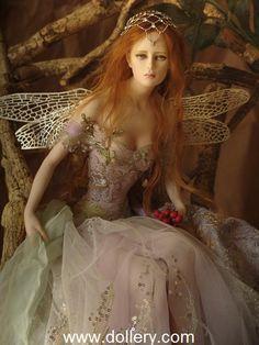 stunning fairy
