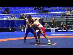 Meshvildishvili (GEO) - Natsagsuren (MGL) FS 125 kg World Wrestling Clubs Cup 2016