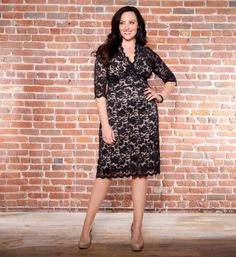 CURVY FASHION EXCHANGE: Little Black Dresses for Curvy Women