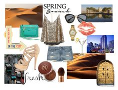 March plans by krisztina-holovcsak on Polyvore featuring rag & bone, Rebecca Minkoff, Maria Francesca Pepe, GUESS, Miu Miu, Vita Liberata, women's clothing, women's fashion, women and female