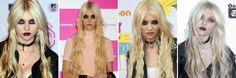 blonde boho goth rock chick - Google Search