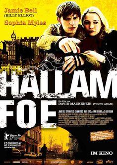 Hallam Foe (2007, David Mackenzie) - seen in November on DVD.