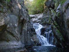 Corsica - Cascades et Canyons - Partuso, Partouzu - Commune : Zicavo.Bassin : Taravo.(Corse du Sud)