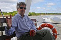 My Way News - Climate change is new enemy for Kerry in Vietnam