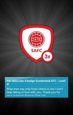 Sunderland AFC Badge