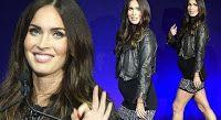 Caffè Letterari: Terza cicogna in arrivo per l 'attrice Megan Fox