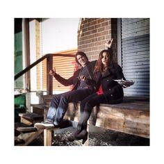 Steven and Nina