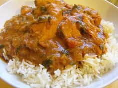 This recipe has got to be my 'most made recipe ever from a cook book'In fact, while talking favourite curries on a food group I belong to, I mentioned this Madhur Jaffrey curry, but the…