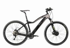 """EVO 600w SNOW 29"""" Pro Electric Mountain Bike by BH Easy Motion Flat rate shipping = $1.00 for any e-bike shipped within the continental U.S. In the emerging field of electric bikes, Easy Motion offers"""