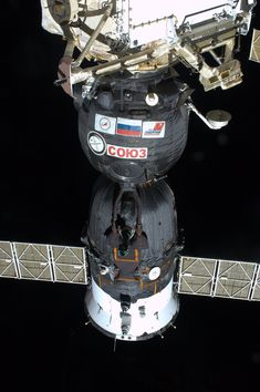 Astronaut Karen Nyberg is pinning from SPACE! -- June Our Soyuz, It brought us safely to the International Space Station just three days ago and will patiently wait to take us back to earth in November. KN from space. Outer Space Pictures, Space Images, Cosmos, Air Space, Deep Space, Apollo Space Program, Space Race, International Space Station, Space And Astronomy