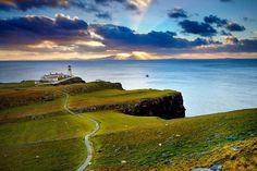 The beautiful coastline of Scotland    Photo courtesy of Joyce Dela Paz