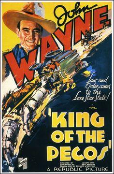 john wayne movies | Ptak Science Books: The Emptiness of John Wayne Movie Posters