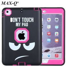 Tablet Case For Apple iPad mini 1 2 3 Pad Cover Silicon Kids Girls Heavy Duty Rugged Shockproof Shell for Apple iPad Mini 1 2 3