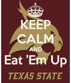 Rep 'Em TX State!  So excited that I found this on Pinterest!