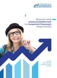 Program Tydzień dla Oszczędzania (TDO) realizowany jest w Polsce od 2007 r. i jego celem głównym przez kilka lat była edukacja finansowa młodzieży szkolnej, studentów oraz wybranych grup społecznych i zawodowych. Od 2016 r. program koncentruje się również na edukacji przedsiębiorczości – wychodzimy z założenia, że edukacja finansowa będzie bardziej skuteczna, jeśli będzie adresowana do osób, które już zaczęły – w różny sposób – osiągać dochody dzięki własnej pomysłowości i inicjatywie.