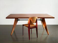 Jean Prouvé,Table de repas - Galerie Downtown