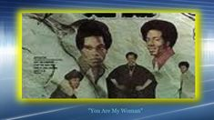 "Damon Harris Tribute ""You are my woman"".wmv"