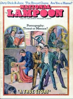 National Lampoon Magazine  # 16 - July 1971 pdf Back Issues Collection  Archives Download DVD Ebay