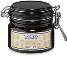 L'OCCITANE en Provence Gommage Corps Tonifiant Aromachologie