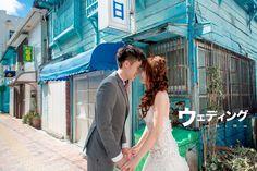Max & Lucy 日本沖繩婚紗 Pre Wedding Photography » indigo Studio
