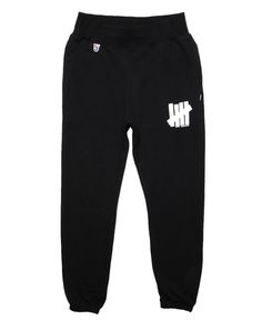 UNDEFEATED - 5 STRIKE FRENCH TERRY SWEATPANTS (BLACK)