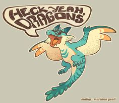 That's a wyvern not a dragon but very close Cute Creatures, Magical Creatures, Fantasy Creatures, Wings Of Fire Dragons, Cute Dragons, Creature Drawings, Animal Drawings, Dragon Artwork, Creature Concept