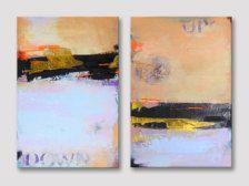 Acrylic in Painting - Etsy Art