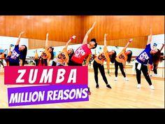 Million Reasons - Lady Gaga Zumba Workouts, Cool Down Stretches, Lady Gaga, Workout Videos, Social Media, Songs, Fitness, Youtube, Lady Gaga Fashion