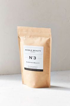 Edible Beauty Australia Loose Tea #packaging curated by Copious Bags™