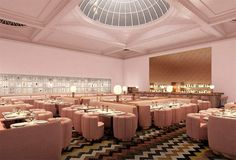 2-david-shrigley-turns-sketch-restaurant-into-a-pink-art-gallery