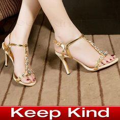 2014 New Top Quality Women's Sexy high heel sandals black gold Silver High Heels Shoes High Heels Pumps Wedding Shoes HL-2928