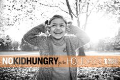 No Kid Hungry Holiday Give-A-Thon