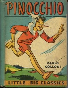Original Pinocchio by Carlo Collodi is hilarious. Love it. Carlo Lorenzini (pen name Carlo Collodi) was born in Flornece in 1826. He was a childrens story writer. The closest movie based on the book is starring Roberto Begnini. Thats what inspired me to read the original and see whose redition was the closest