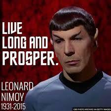 Leonard Nimoy.