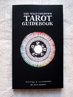 The Wild Unknown Tarot Guide Book