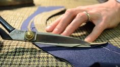 """Master tailor Rory Duffy makes a collar for a bespoke suit coat. Shot and edited by Andrew Yamato. For more information, visit roryduffybespoke.com, or contact Andrew Yamato at dayamato AT gmail dot com.  [The following text accompanied this video's first appearance on the menswear blog """"A Suitable Wardrobe.""""]  What menswear aficionado cannot instantly conjure Fred Astaire twirling around Anderson & Sheppard's fitting room in a new suit, freezing mid-move to check that his collar had rem..."""