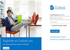 Outlook - Iniciar sesión outlook