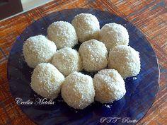 Palline dolci di semolino