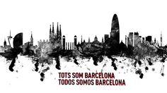 Mi corazón está en Barcelona con todas las victimas y sus familias Muchisima fuerza ! BARCELONA Amb tu