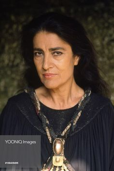 IRENE PAPAS,the modern embodiment of classic Greek plays.Her great tragic face so fiercely beautiful that it limited her roles in Hollywood.Still well remembered from Zorba the Greek Guns of Navarone as well as The Brotherhood.Her appearance in the 1969 A Irene Papas, Zorba The Greek, Anthony Perkins, Actor Studio, War Film, Beautiful Old Woman, Academy Award Winners, Tips Belleza, Looks Style