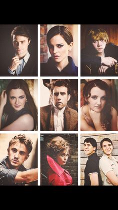 They're so beautiful!! #harrypotter