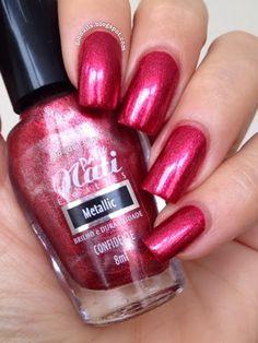 GioNails: 31DC2013 Day 8: Metallic Nails