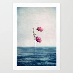 small Art Print by Claudia Drossert - $18.72