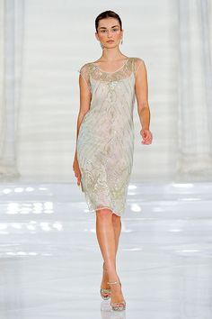 Art deco dress by Ralph Lauren