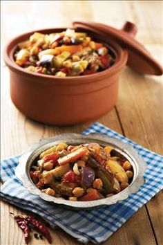 food in stew...