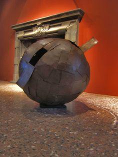 Renato Bonardi - #IronSculptures