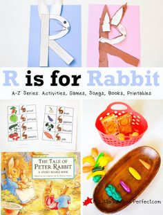 R is for Rabbit: cra