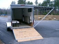 Cargo trailer camper conversions - Polaris RZR Forum - RZR Forums.net